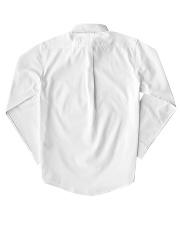 Working Man's Button Up NHM Shirt Dress Shirt back