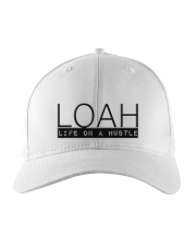 LOAH Life On A Hustle Embroidered Hat thumbnail
