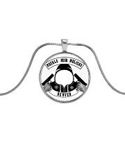 MULISHA Bracelets  Metallic Circle Necklace thumbnail