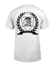 Prince Mark E Classic T-Shirt back