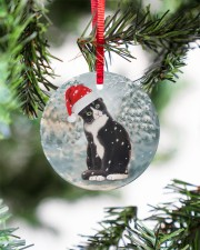LIMITED EDITION - CAT LOVERS 10915A Circle ornament - single (porcelain) aos-circle-ornament-single-porcelain-lifestyles-07