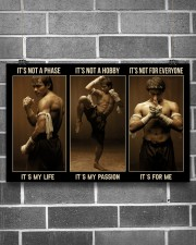 LIMITED EDITION - MUAY - POS11215TU 17x11 Poster aos-poster-landscape-17x11-lifestyle-18