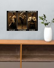 LIMITED EDITION - MUAY - POS11215TU 17x11 Poster poster-landscape-17x11-lifestyle-24