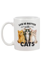 LIMITED EDITION - CAT LOVERS - 9954A Mug back