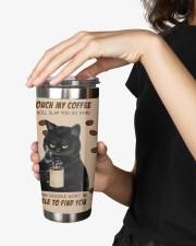 LIMITED EDITION - BLACK CAT - 6944TU 20oz Tumbler aos-20oz-tumbler-lifestyle-front-25
