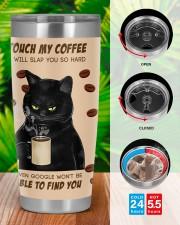 LIMITED EDITION - BLACK CAT - 6944TU 20oz Tumbler aos-20oz-tumbler-lifestyle-front-46