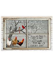 LIMITED EDITION - FUNNY CHICKEN 10936A 17x11 Poster front
