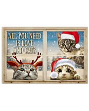 LIMITED EDITION - CAT LOVERS 10869A 17x11 Poster front