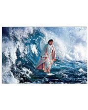 LIMITED EDITION - HE WALKED ON WATER - 90277TU 17x11 Poster front