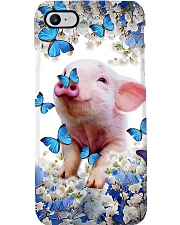 LIMITED EDITION - FARMER PIG LOVERS - 80250P Phone Case i-phone-8-case