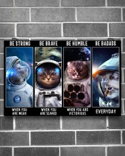 LIMITED EDITION - CATS - POS90328TU 17x11 Poster aos-poster-landscape-17x11-lifestyle-18
