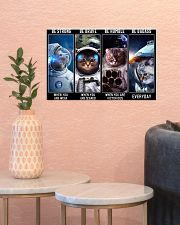LIMITED EDITION - CATS - POS90328TU 17x11 Poster poster-landscape-17x11-lifestyle-21