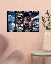 LIMITED EDITION - CATS - POS90328TU 17x11 Poster poster-landscape-17x11-lifestyle-22