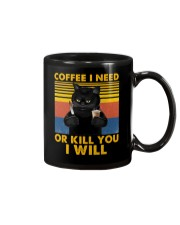 LIMITED EDITION - CAT LOVERS 10821A Mug front