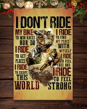 LIMITED EDITION - MOTOCROSS - 80336P 11x17 Poster aos-poster-portrait-11x17-lifestyle-22