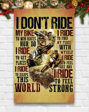 LIMITED EDITION - MOTOCROSS - 80336P 11x17 Poster aos-poster-portrait-11x17-lifestyle-23