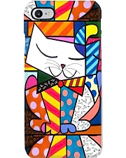 LIMITED EDITION - CAT LOVERS 9902A Phone Case i-phone-8-case