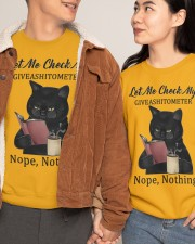 LIMITED EDITION - MY CAT - 90378TU Crewneck Sweatshirt apparel-crewneck-sweatshirt-lifestyle-front-73