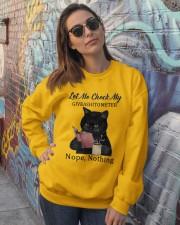 LIMITED EDITION - MY CAT - 90378TU Crewneck Sweatshirt lifestyle-unisex-sweatshirt-front-3