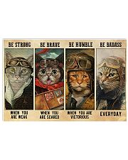 LIMITED EDITION - CAT LOVERS 10836A 17x11 Poster front