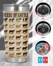 LIMITED EDITION - COWS KNOWLEDGE - 90041TU 20oz Tumbler aos-20oz-tumbler-lifestyle-front-45