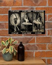 LIMITED EDITION - BALLET - 80310P 17x11 Poster poster-landscape-17x11-lifestyle-23