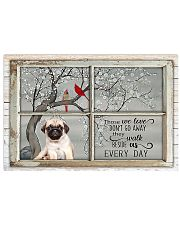 LIMITED EDITION - DOG PUG LOVERS 10918A 17x11 Poster front