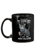 LIMITED EDITION - CAT LOVERS 10789A Mug back
