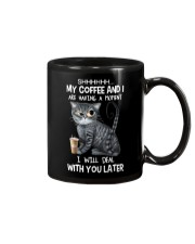 LIMITED EDITION - CAT LOVERS 10789A Mug front