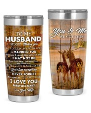 LIMITED EDITION - YOU AND ME - 6984TU 20oz Tumbler front
