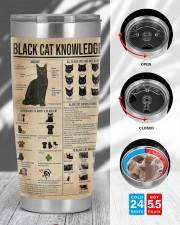 LIMITED EDITION - BLACK CAT - 90040TU 20oz Tumbler aos-20oz-tumbler-lifestyle-front-45