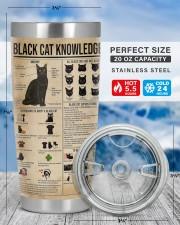 LIMITED EDITION - BLACK CAT - 90040TU 20oz Tumbler aos-20oz-tumbler-lifestyle-front-49