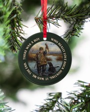 LIMITED EDITION - DUCK HUNTING - 60008TU Circle ornament - single (porcelain) aos-circle-ornament-single-porcelain-lifestyles-07