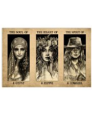 LIMITED EDITION - HIPPIE 11101A 17x11 Poster front