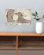 LIMITED EDITION - MY DOG - 12042TU 17x11 Poster poster-landscape-17x11-lifestyle-24