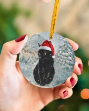 LIMITED EDITION - CAT LOVERS 10914A Circle ornament - single (porcelain) aos-circle-ornament-single-porcelain-lifestyles-09