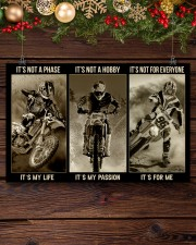 LIMITED EDITION - MOTOCROSS - 80306P 17x11 Poster aos-poster-landscape-17x11-lifestyle-27