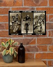 LIMITED EDITION - MOTOCROSS - 80306P 17x11 Poster poster-landscape-17x11-lifestyle-23