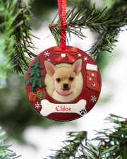 LIMITED EDITION - DOG LOVERS - 80219P Circle ornament - single (porcelain) aos-circle-ornament-single-porcelain-lifestyles-07