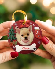 LIMITED EDITION - DOG LOVERS - 80219P Circle ornament - single (porcelain) aos-circle-ornament-single-porcelain-lifestyles-08