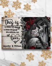 LIMITED EDITION - SKULL CANDY - 90207TU 17x11 Poster aos-poster-landscape-17x11-lifestyle-30
