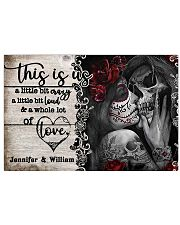 LIMITED EDITION - SKULL CANDY - 90207TU 17x11 Poster front