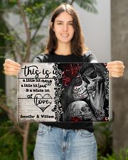 LIMITED EDITION - SKULL CANDY - 90207TU 17x11 Poster poster-landscape-17x11-lifestyle-19