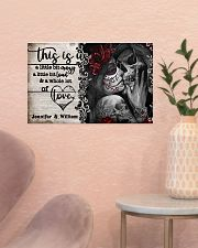 LIMITED EDITION - SKULL CANDY - 90207TU 17x11 Poster poster-landscape-17x11-lifestyle-22
