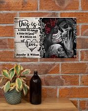 LIMITED EDITION - SKULL CANDY - 90207TU 17x11 Poster poster-landscape-17x11-lifestyle-23