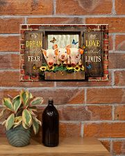 LIMITED EDITION - FARMER PIG LOVERS - 80251P 17x11 Poster poster-landscape-17x11-lifestyle-23