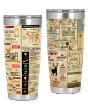 LIMITED EDITION - HUNTING  KNOWLEDGE - 6926TU 20oz Tumbler front