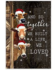 LIMITED EDITION - COW LOVERS 80187P 11x17 Poster front