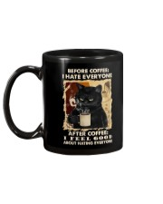 LIMITED EDITION - CAT LOVERS 9943A Mug back