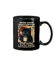 LIMITED EDITION - CAT LOVERS 9943A Mug front